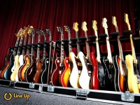 Guitarras Line Up
